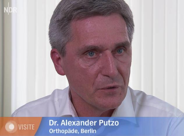 Dr Alexander Putzo Im Experteninterview In Der Ndr Sendung Visite
