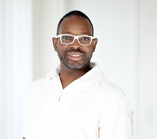 Kwame Boaten Facharzt für Orthopädie in Berlin