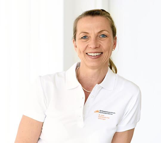 Sabine Just Fachärztin für Orthopädie in Berlin