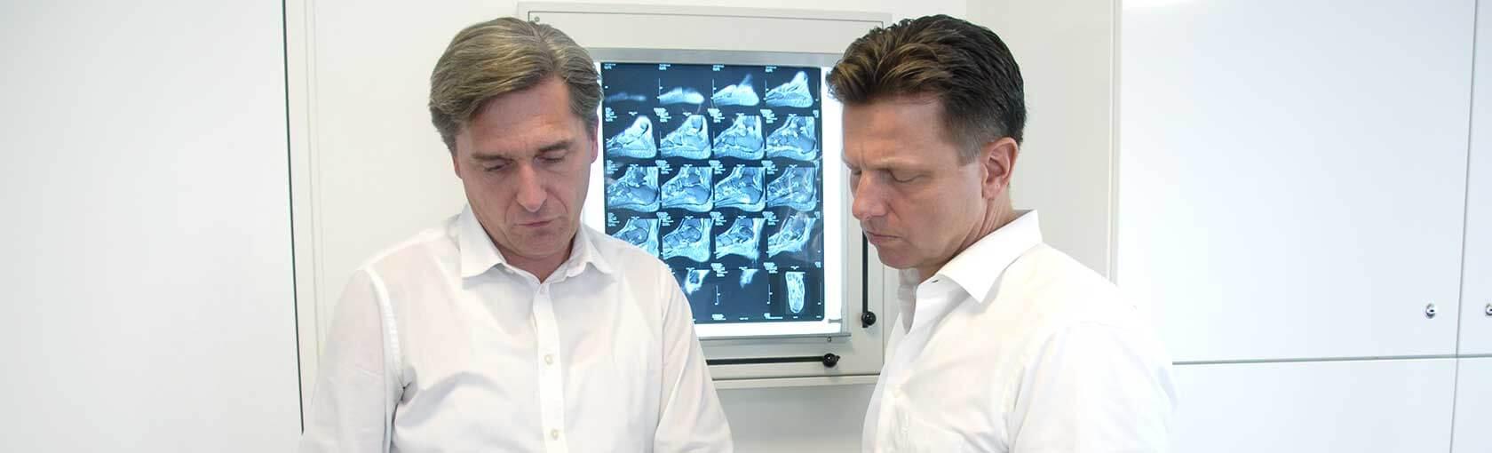 Dr. Czerlitzki Dr. Putzo Orthopäden in Berlin
