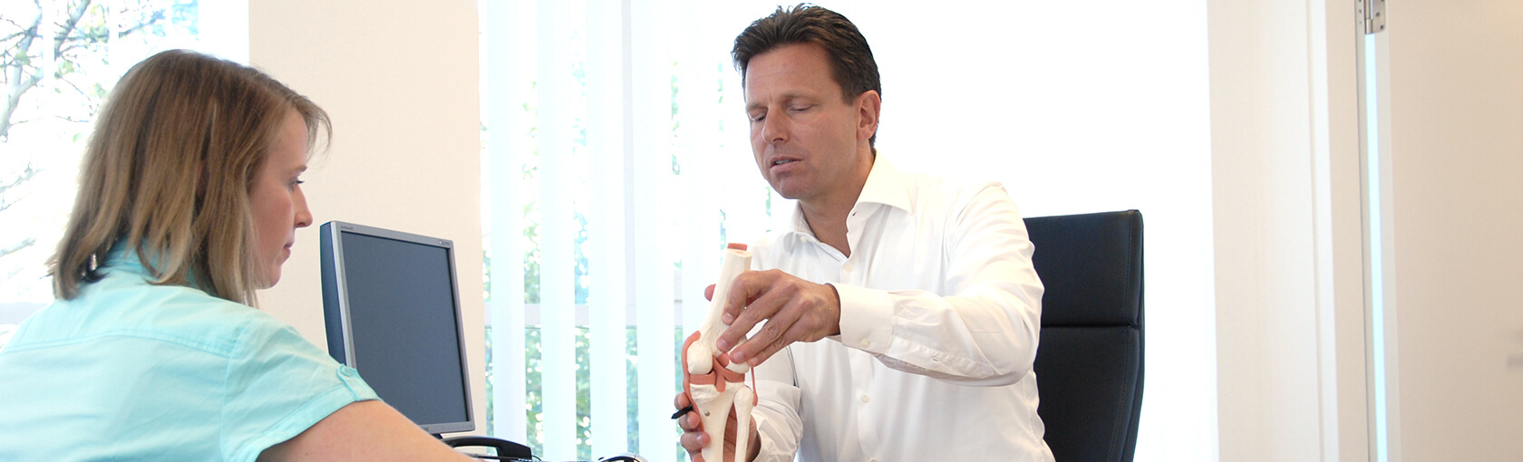 Dr. Czerlitzki OK Kudamm Orthopädie Berlin